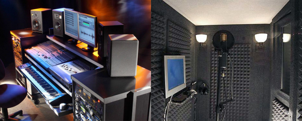 Blaq Media Group Recording Studio