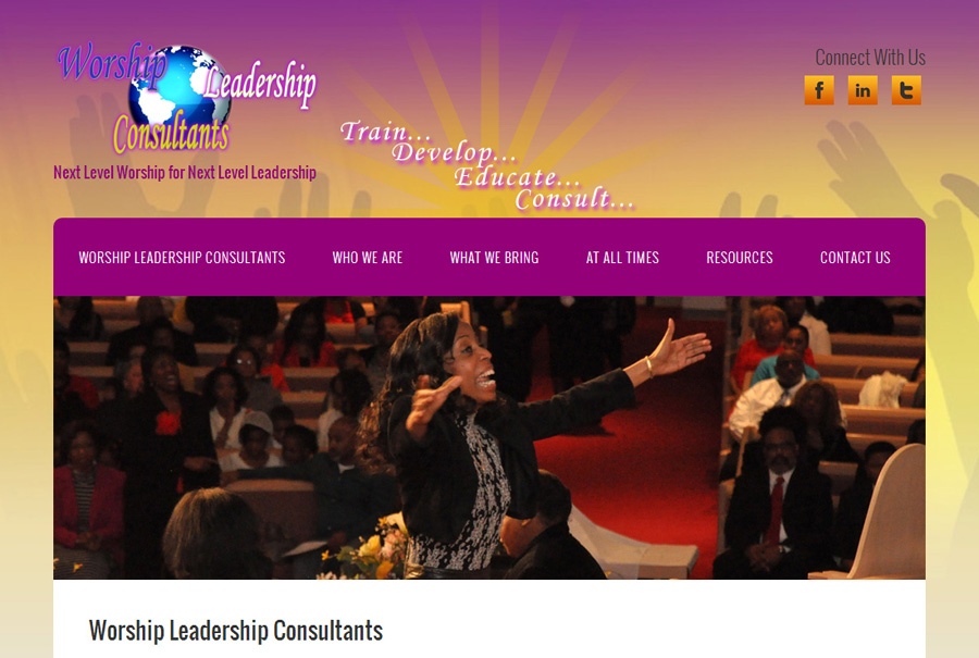 Worship Leadership Consultants
